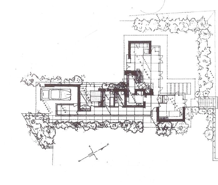 Usonian Houses Floor Plans House Design Ideas