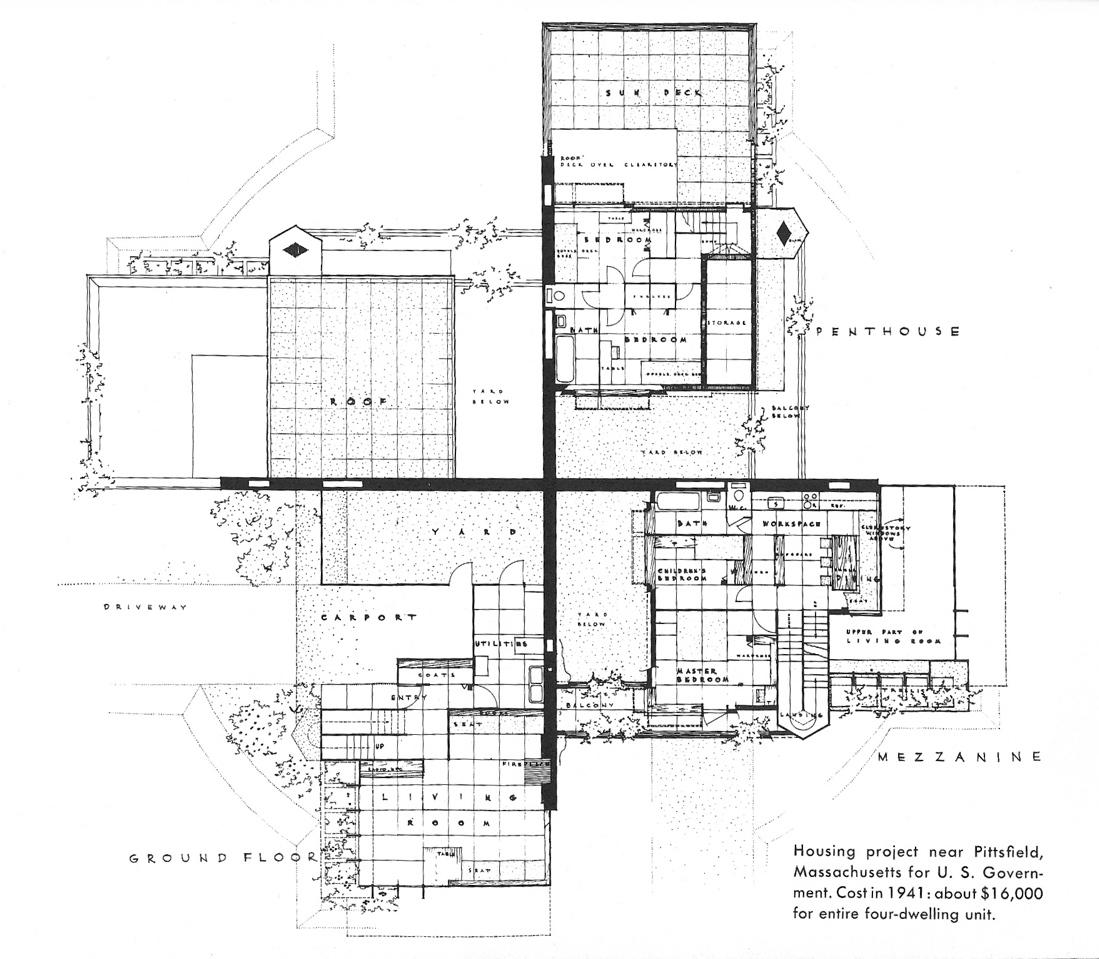 taliesin west floor plan in quot treasures of taliesin quot
