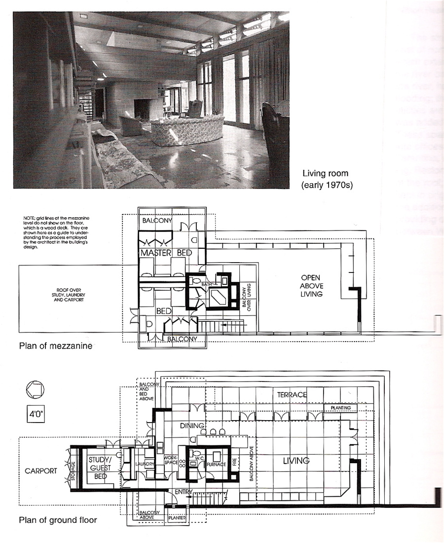 Architraveler for Frank lloyd wright style house plans