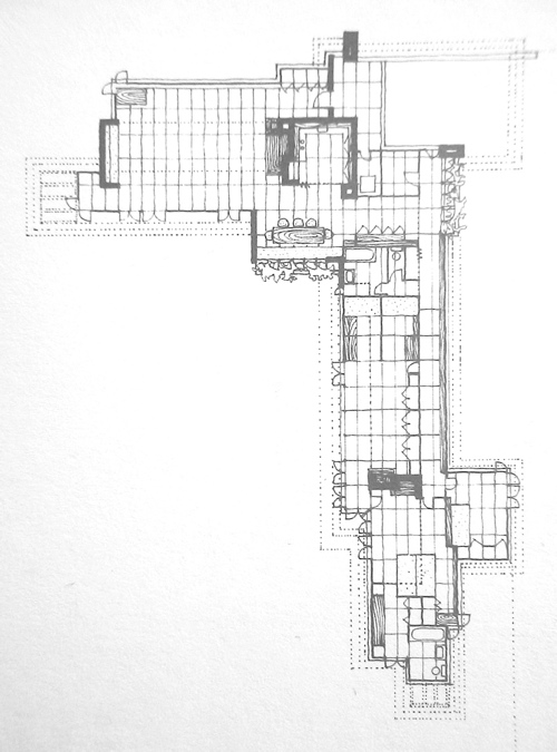 Usonian House Plans