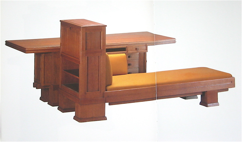 16 Pictures Frank Lloyd Wright Furniture Plans Home