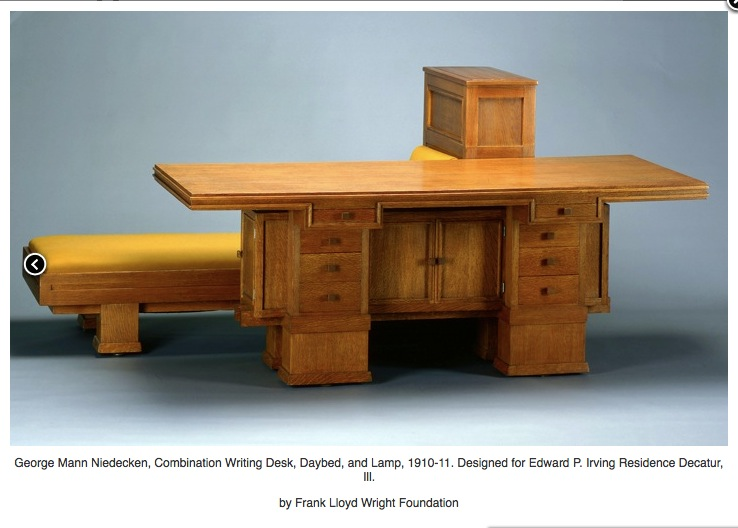 frank lloyd wright interiors and furniture pdf