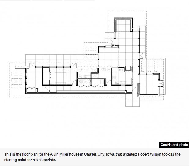 delighful usonian house plans wright inspired homes craftsman