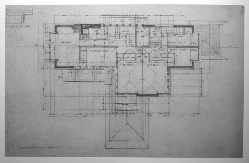 Meyer may house floor plan house plans for Meyer may house floor plan